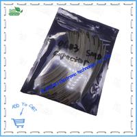 0603 SMD Capacitor assorted kit ,52values*25pcs=1300pcs 1pF~1uF Samples kit