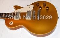 57 R7 VOS LP  Electric Guitar, Gold Top, Custom Shop
