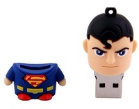 Cartoon Super Hero Usb Flash Drive8GB 16GB 32GB usb memory stick flash drives