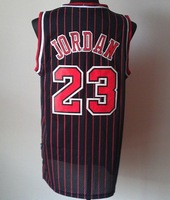 Free Shipping,Retail& Wholesales 2013 Hot Selling Chicago Michael Jordan 23# Vintage Red Material Basketball jersey