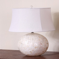 High quality creative arts minimalist living room bedroom study lamp MT108