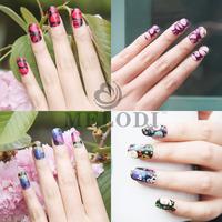 Maternity nail art finger stickers nail polish oil film