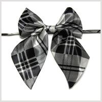 Women's bow tie cravat tie bow work wear supplement 2 - 4
