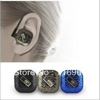New World's Smallest Bluetooth Headset Min Earring Design Bluetooth Earphone For All Mobile Phone Calls free shipping