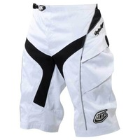 Troy lee designs TLD Moto Shorts Bicycle Cycling shorts MTB BMX DOWNHILL  Motorcross Short Pants  with pad White 30-38