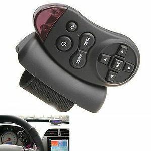 Discount Universal Steering Wheel IR Remote Control Study Car DVD GPS DC TV MP3 Player stero audio Truck Car DVD Player(China (Mainland))