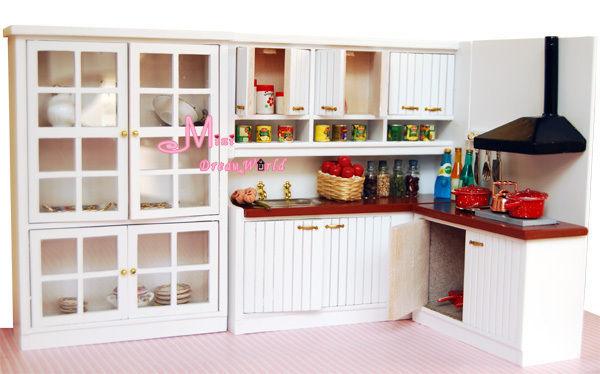 Muebles Para Baño Lowes:Compra gabinetes de cocina en miniatura online al por mayor de China