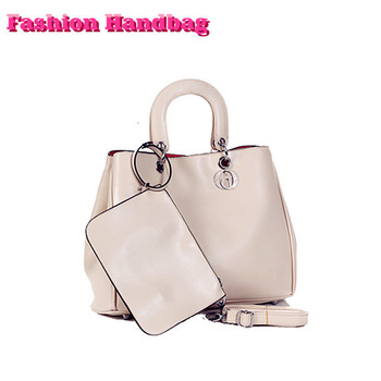 2013 New Arrival Women's  PU Leather Handbag Trend Tote High Quality Top Fashion