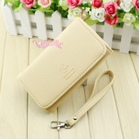 2013 women's bag multifunctional coin purse iphone5 mobile phone bag