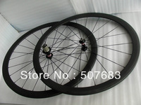 aero spoke 38mm clincher carbon wheelset 700c racing bicycle complete wheels 28inch 38mm lightweight carbon fiber wheel