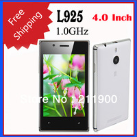 The New Smartphone L925 Android 4.1 OS SC8810 1.0GHz 4.0 Inch with 3.0MP Camera