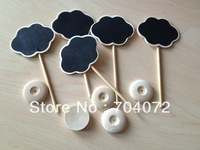 NEW Chalkboard Stands Wedding Place Card Placecard Holders Favors 100pcs