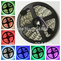 free shipping 50M 10 rolls 5M/roll  300leds 5050 SMD RGB LED Flexible Lamp Strip 60led/m NP