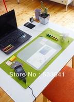 Wholesale mini order$10(mix order)freeshipping highquality multifunctional soft blankets desk pad. Mouse pad felt finishing pad