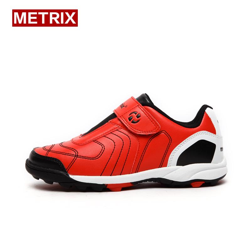 metrix autumn child football shoes broken sport shoes