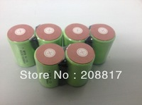 free shipping to Russian Federation 20pcs/lot 10C discharge rate 1500mAh 4/5 SubC 4/5 SC NiCD rechargeable cell with solder tags