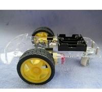 Intelligent barrowload chassis barrowload robot car chassis belt encoder battery box
