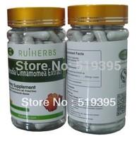 Hotsale 5bottles 100% Natural Antrodia Cinamomea Extract Powder 30% Polysaccharide 500mg x 450pcs free shipping