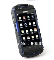 Discovery V5 Android 4.0 Android waterproof splash mobile phone Shockproof Cellphone Dual SIM 3.5 inch Screen multi language