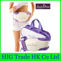 Free shipping Slimming Lose Weight Fat Burner Slim Massager Belt Slender Shaper Fat Burning Oscillating Slim Belt