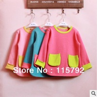 Wholesale children's clothing female child autumn and winter