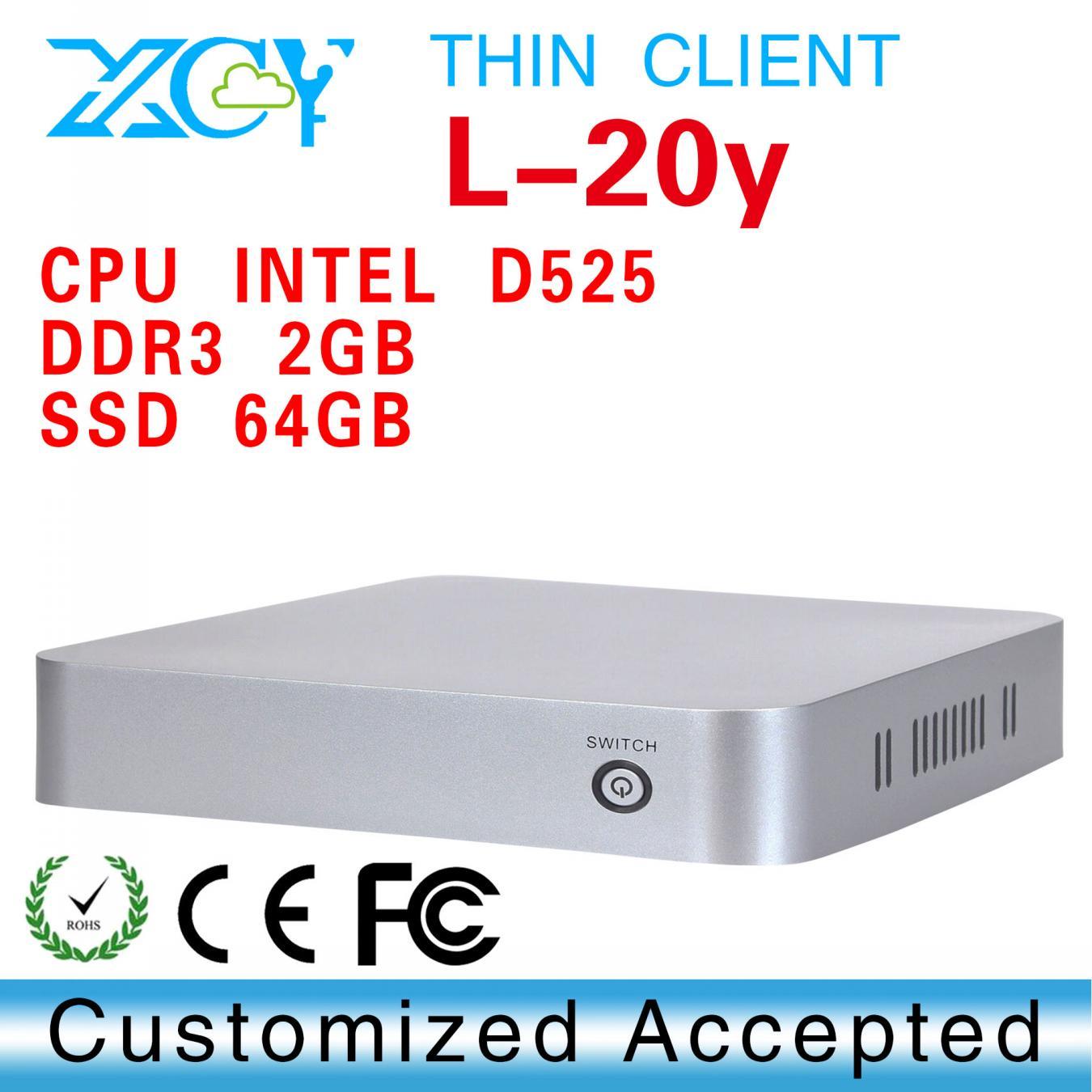 Big promotion!!!wholesale net computer, ultra thin client, ncomputing server(China (Mainland))