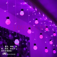 Multi-color LED String Strip Christmas Holiday Lights 4.0m 140 SMD 28 Small Balls 110V/220V EU/US/UK/AU Plug WEDDING,Decoration