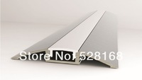 NS-P033 10M ledprofile for led strip, Channel Track ,led bar profile recessed aluminum profile and PC cover LAMP SHADES, cace