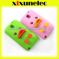 Silicon Case for Samsung Note N9005 Silicone Sleeve Case