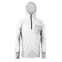New Men Hoody Jacket Outdoor Sport  Coat Fishing Services Anti UV Quick Dry Mountain-climbing Greatcoat Size M-XXXL