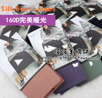 Ss high quality cattle 160d luxury silk gloss spring and autumn velvet perfect dull filament pantyhose