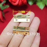 90 degrees within an inch yellow hinge / hinge gift box / metal hinge / Packaging Metal Hinge