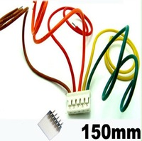 5 PCS 14.8v 4s1p JST-XH Connector Adapter plug RC lipo battery balance charger wire cable  4S 1P
