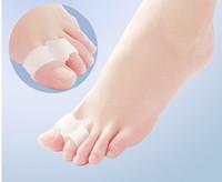 Corns toe straps, toe pain sets, hallux valgus toe overlapping sets, foot protection cap 100pairs/lot