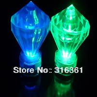 Fashion christmas led gift Diamond Shape Waterproof LED LightT & LED Work Light & Flashlight;