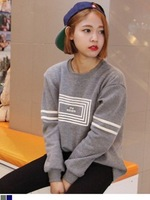 Loose casual sweatshirt