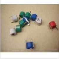 5p 5pf adjustable capacitor trimmer variable capacitor plastic diameter 6mm dip