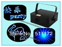 2103 Free shipping! SD Card  Blue Mini Laser Projector DJ Disco Light Stage Party Laser Lighting Show LASER LIGHT