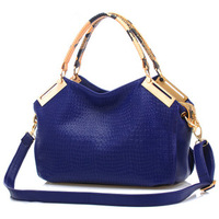 Free ship Women's handbag 2013 summer shoulder bag fashion handbag big women's cross-body bags