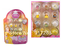 Free shipping original package Squinkies toy princess Belle doll toy for girls doll toy