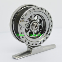 50G 2BB Ratio Metal Carp Front-end Fishing Reel Fishing Fly Reels Diameter 50mm Fishing Vessel Lure BLV50
