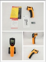 Digital Non-Contact Laser Infrared IR Thermometer -50 degree to 320 degree free shipping