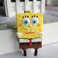 pen drive cartoon Sponge Bob 4gb/8gb/16gb/32gb SquarePants usb flash drive bob flash memory stick pendrive gift free shipping