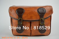 Free Shipping PU Leather Camera Shoulder Case/Bag for Nikon D5000 D3000 D80 D60 P100 P90 D3100 D3200 D90,Professional