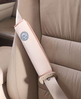 Finger ring visual seat belt sheath car safety belt cover