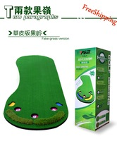 Promotion, Hot New Artifical Golf Putting Green,Indoor Golf Pratice Products,Green Golf Putter Trainer