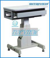 Bancada Laboratory Physics Polyurethane Foam Kp-6dt2 Electrical Lifting Table,motorized Table,elevating Table Iron Inner Drawer