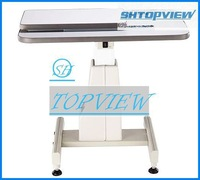 KP-6D3 double table-board electrical lifting table,motorized table,elevating table