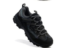 free shipping 2013 new men hiking shoes,brand outdoor walking sneakers,Outdoor climbing shoes, leather men's shoes