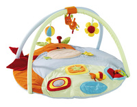 Be babyline baby toy game pad game blanket fitness rack